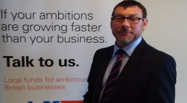 HSBC UK SME Fund Announcement | gdb | Gatwick Diamond Business